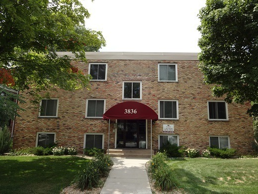 3836 Nicollet Ave S, Minneapolis MN 55408 - 18 units: 1 BRs